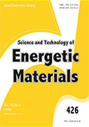 Science and Technology of Energetic Materials